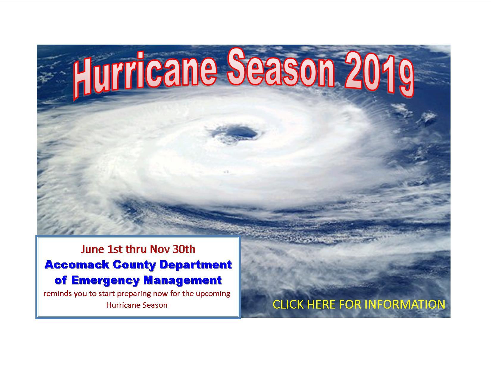 Hurricane Preparedness | Accomack County