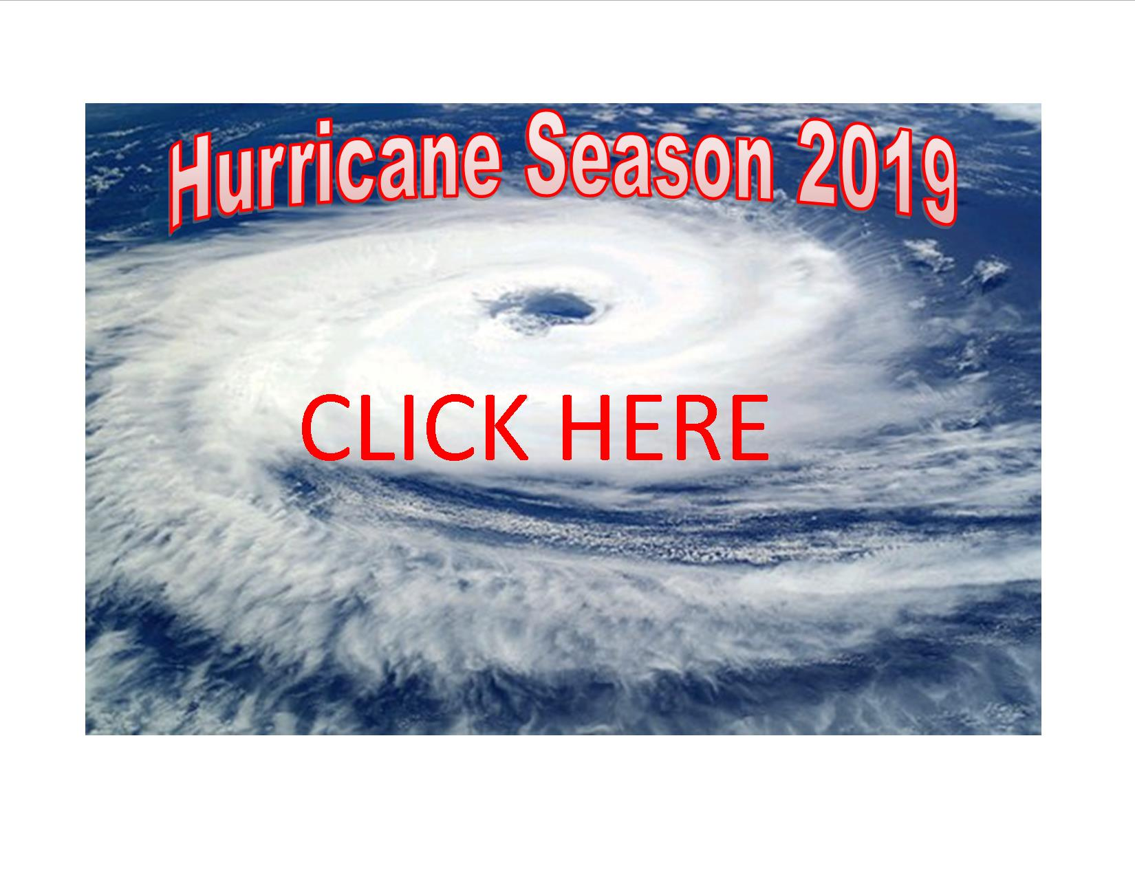 2019 Hurrican Season- Small box